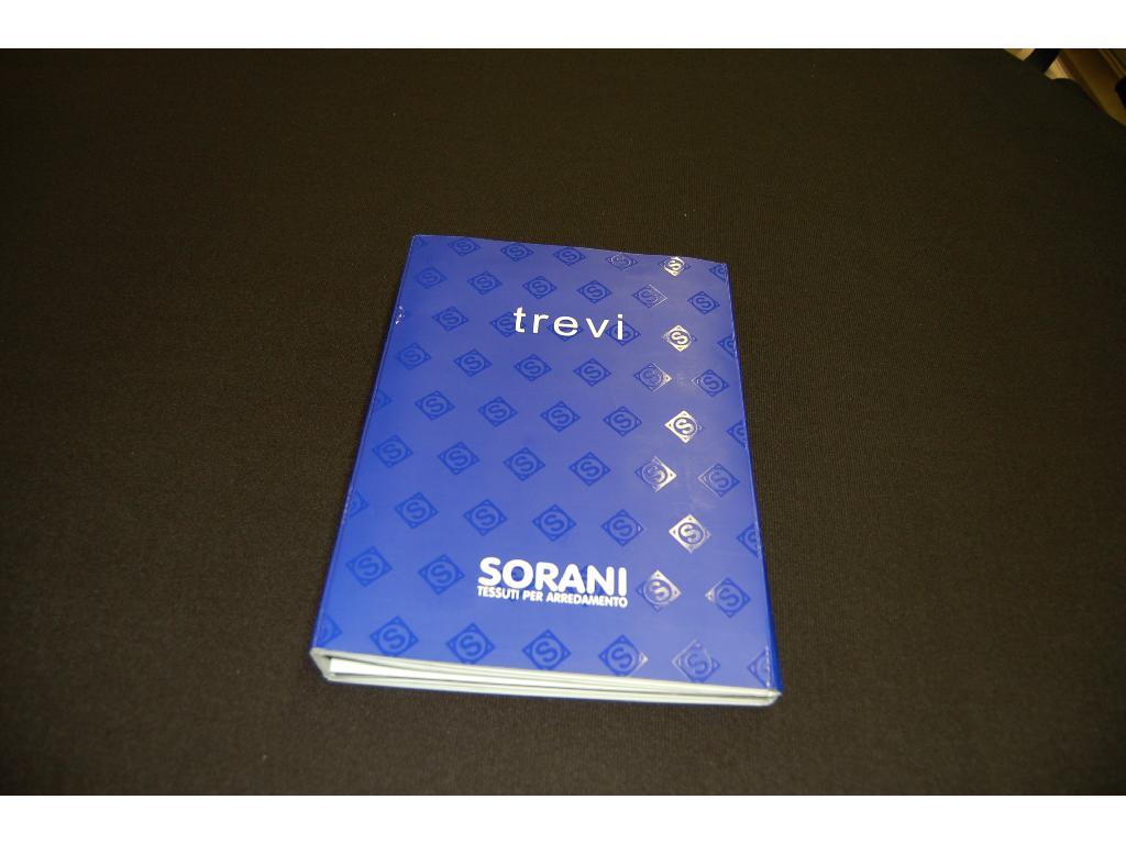Il catalogo della collezione Trevi